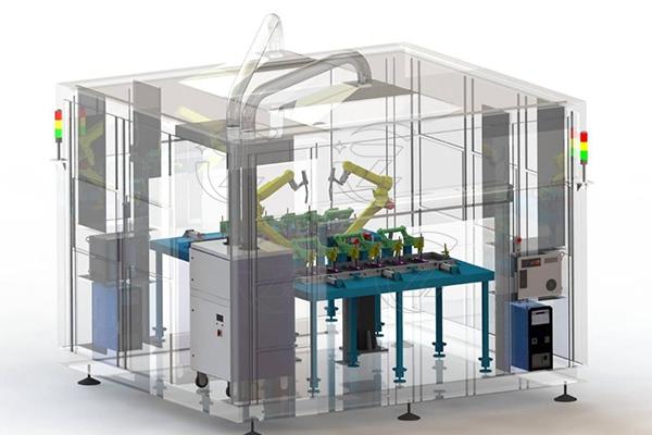山西机器人焊接