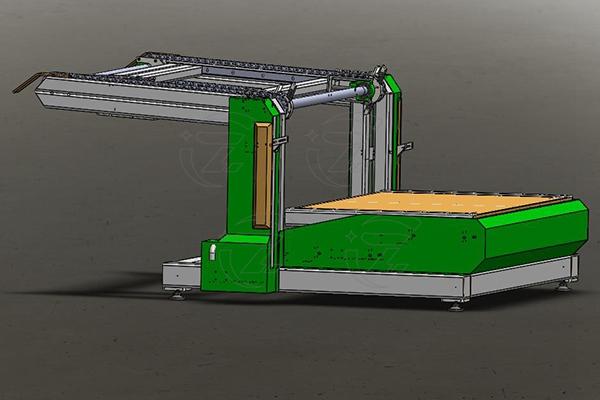 送料机械设备设计