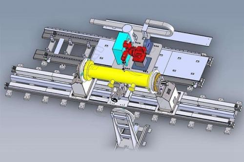 山西机器人焊接设备