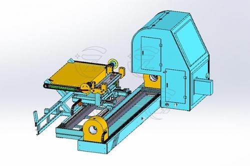 激光切割设备设计